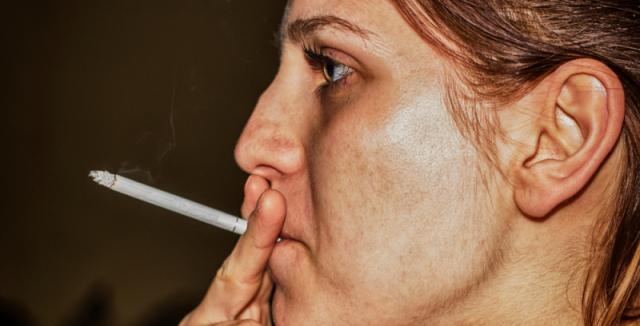 Nejlepší kouření tvář